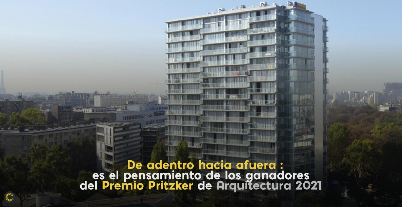 Conoce el pensamiento de los ganadores del Premio Pritzker de Arquitectura 2021