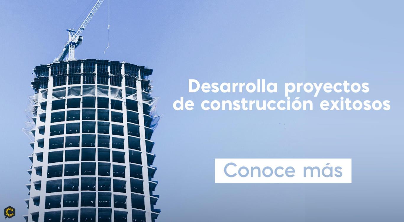 Aprende a desarrollar proyectos de construcción exitosos inscribiéndote al curso online, Gestión de costos y tiempo.