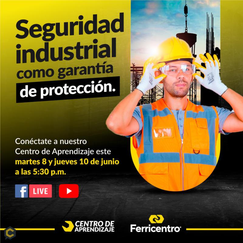 Centro de aprendizaje - Seguridad industrial