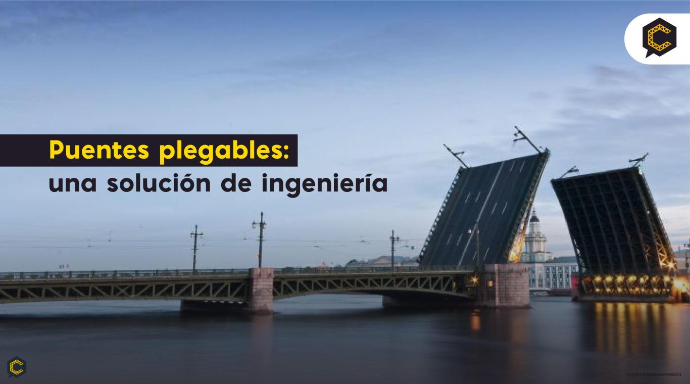 Puentes plegables: una solución de ingeniería