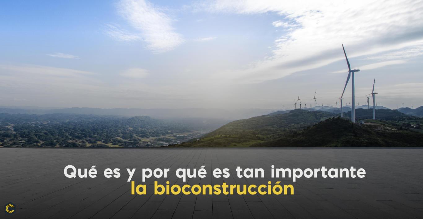 ¡La Bioconstrucción, la tendencia del futuro que hoy está arrasando!