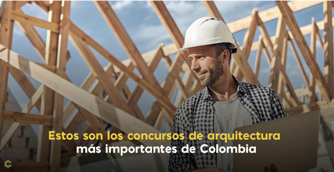 Estos son los concursos de arquitectura más importantes de Colombia