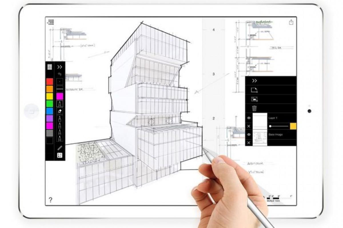 Las aplicaciones m s tiles para arquitectos en la for Aplicaciones para arquitectos