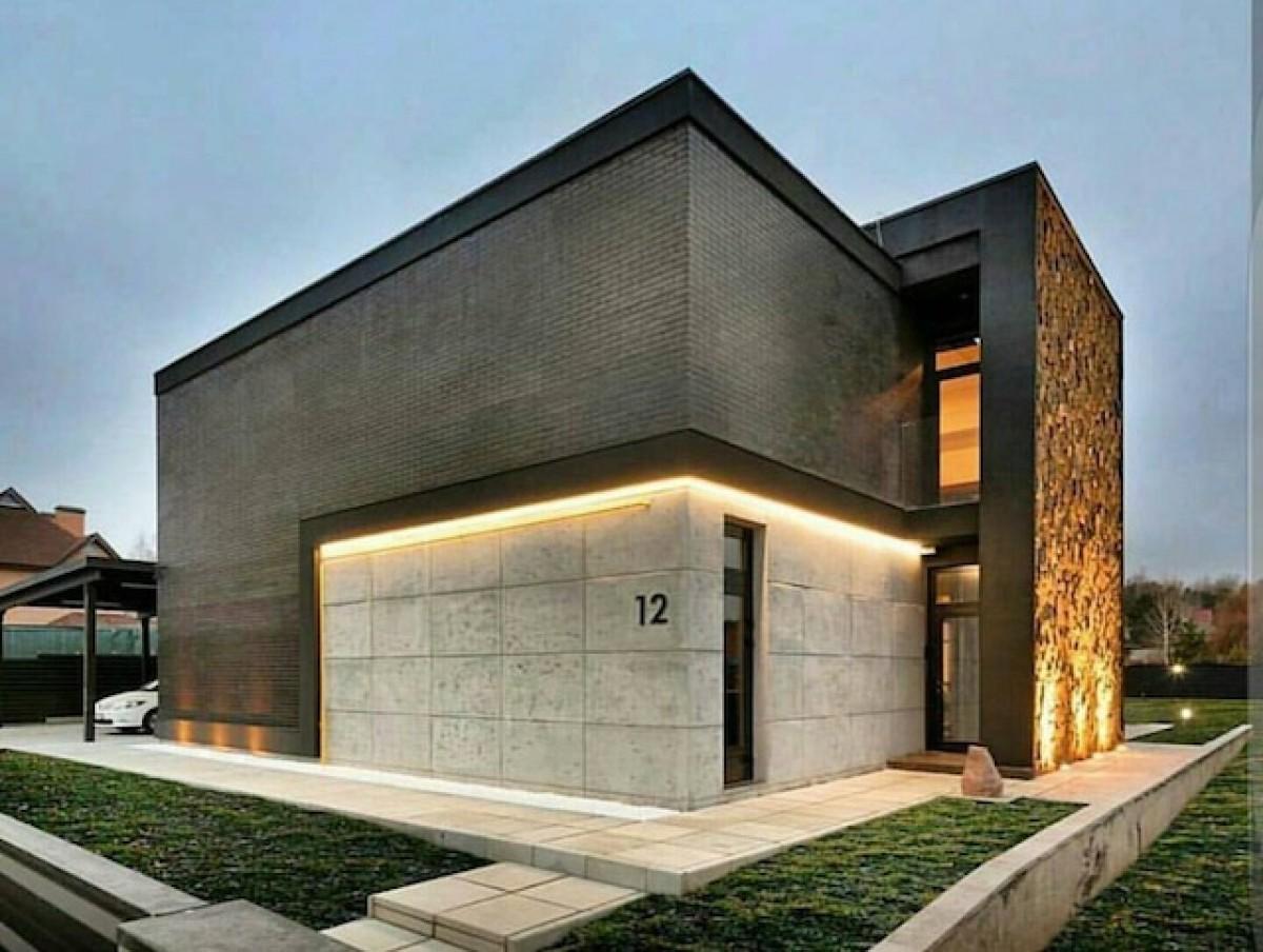 Casas de hormig n la tendencia del futuro construyo red for Construcciones minimalistas