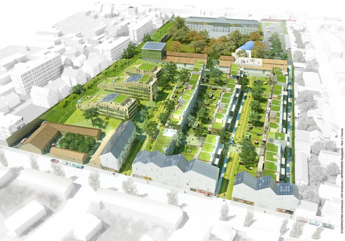 12 principios del dise o urbano sustentable construyored for Diseno sustentable