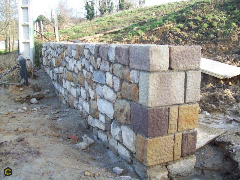 Todo lo que necesita saber sobre los muros de mamposter a construyo red - Piedras para construccion ...