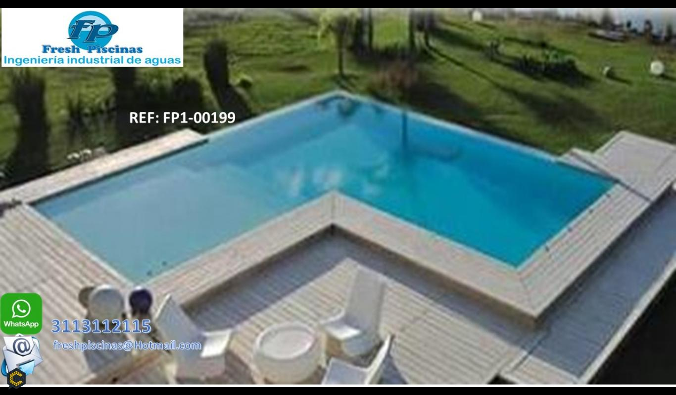Dise ador y constructor de piscinas tratamiento de aguas for Constructor piscinas