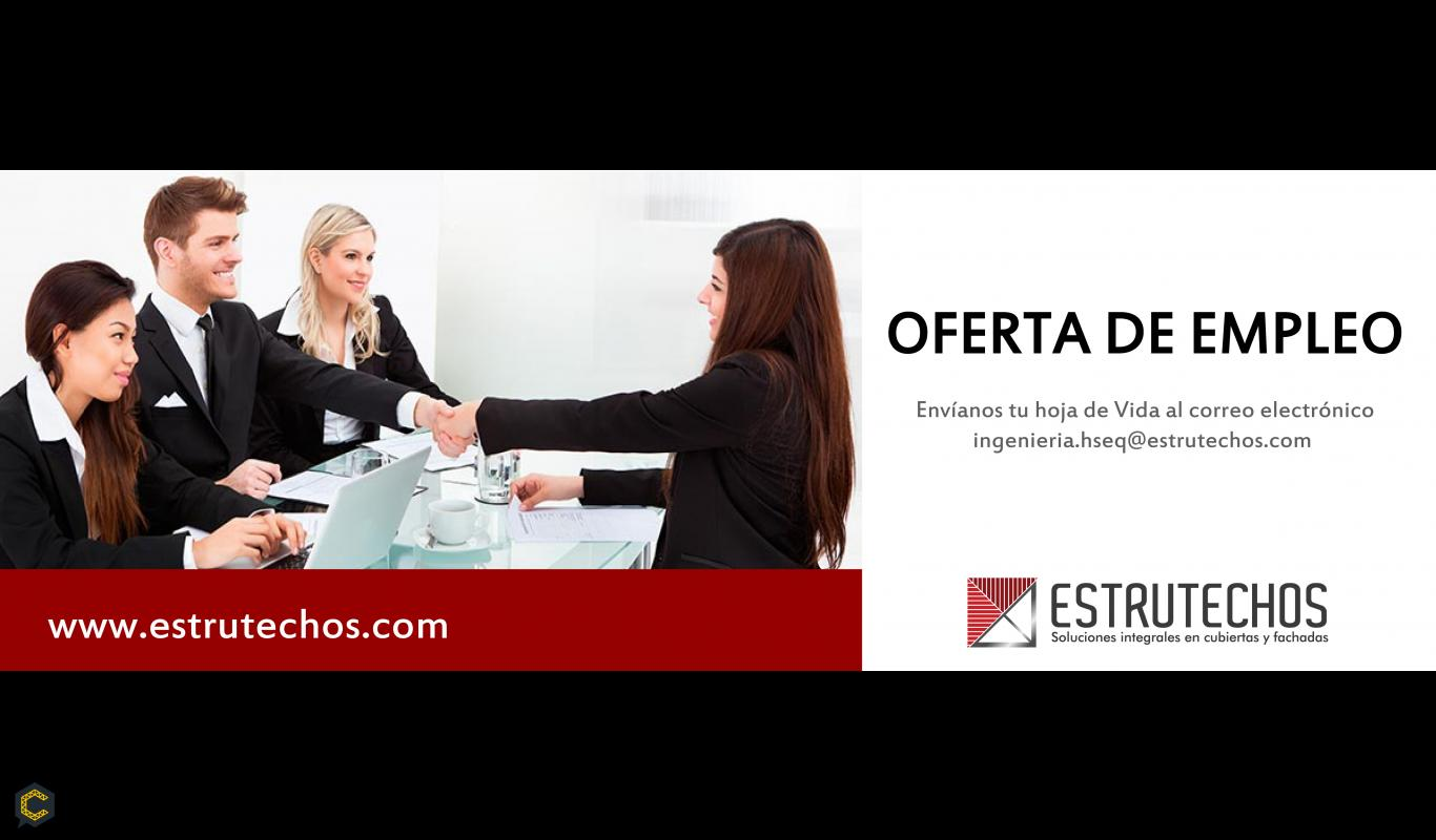 OFERTA DE EMPLEO TECHADOR