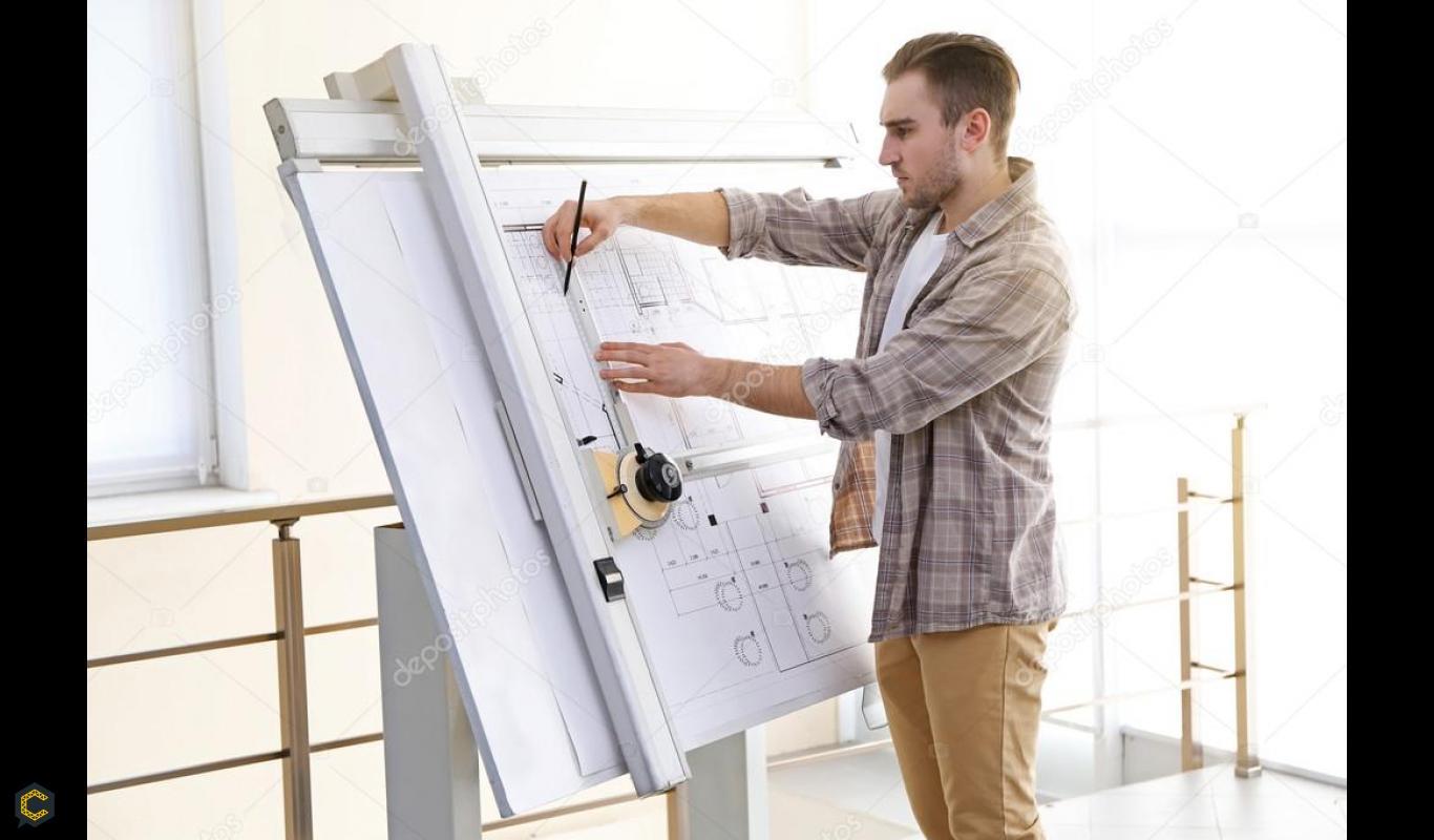Se busca Arquitecto que dibuje  y trabaje AutoCAD
