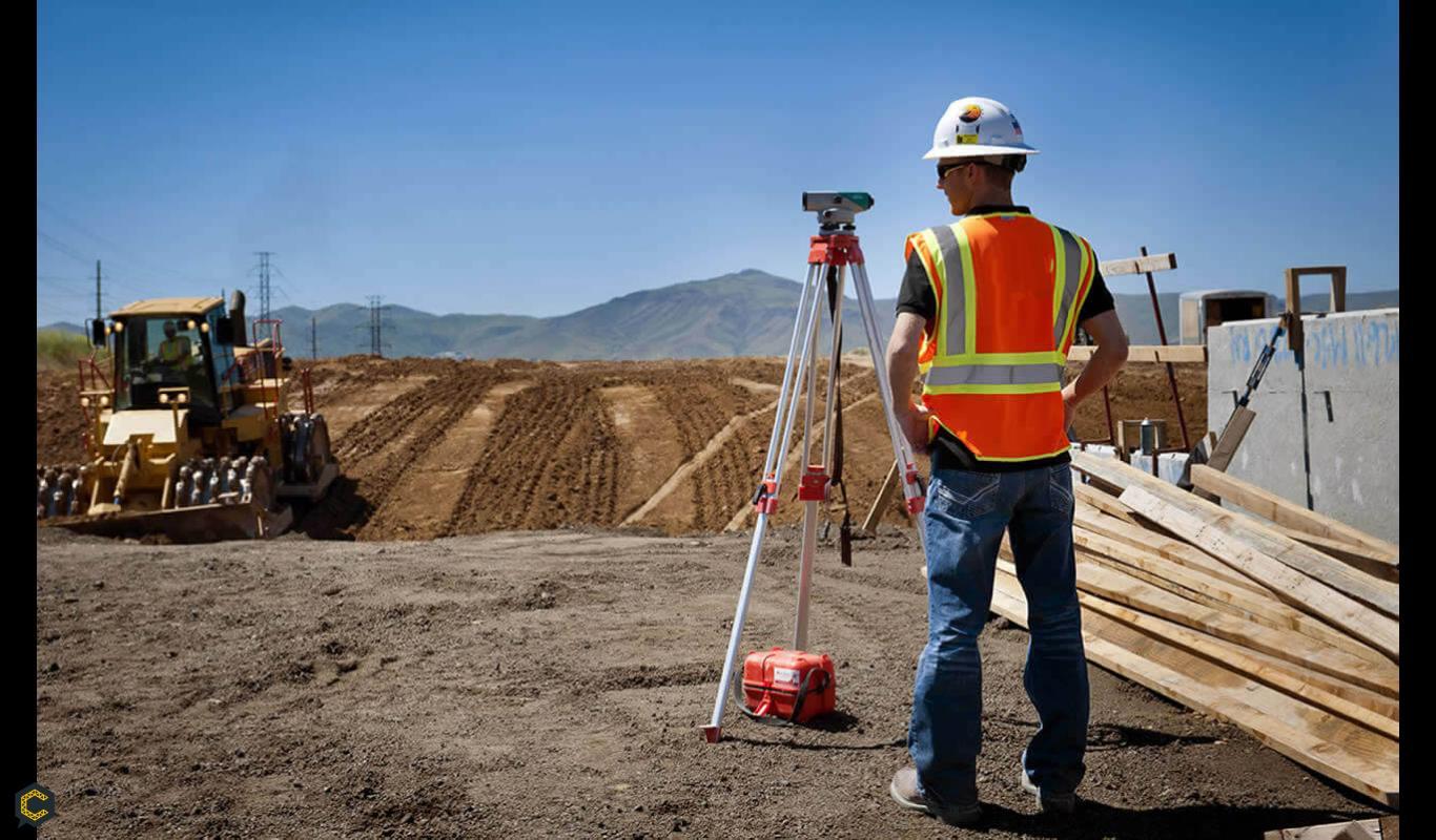 Se requiere ingeniero civil o topográfico