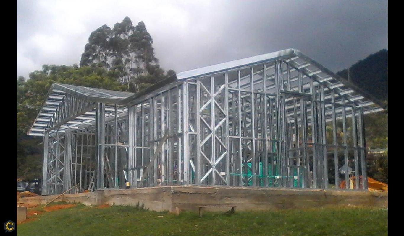 CONSTRU-SEL (Sistema Estructural Liviano)