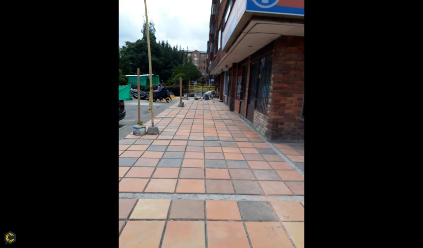 Cambio de Baldosa Multifamiliar AROVI Bogotá