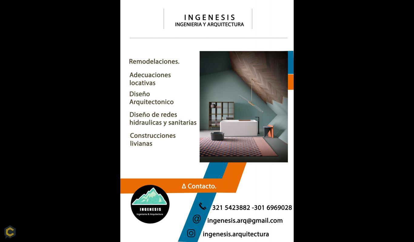 INGENESIS ingenieria y arquitectura