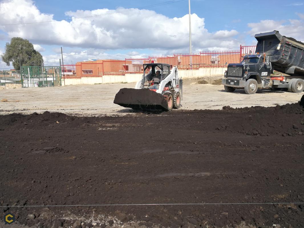 Venta e instalacion de prado natural, tierra negra etc...