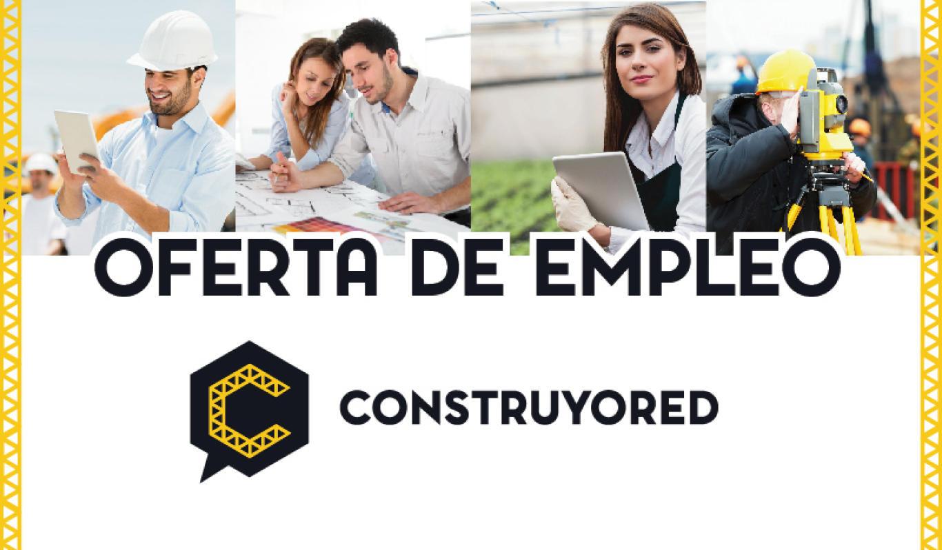 Busco Arquitecto Ing Civil con Maestría y experiencia como director de interventoría