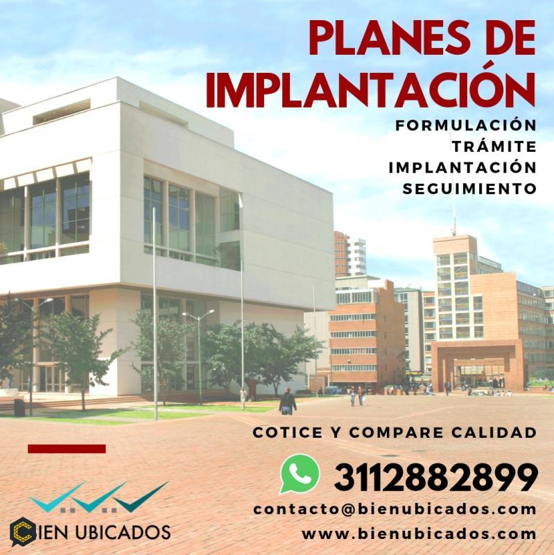 Planes de Implantacion