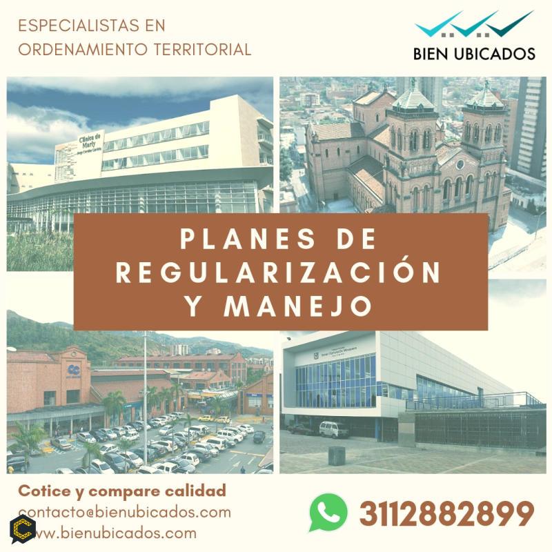 Planes de Regularizacion y Manejo