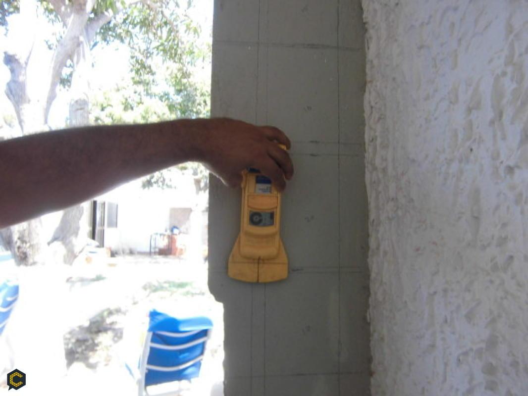 pachometro (Detección de acero)