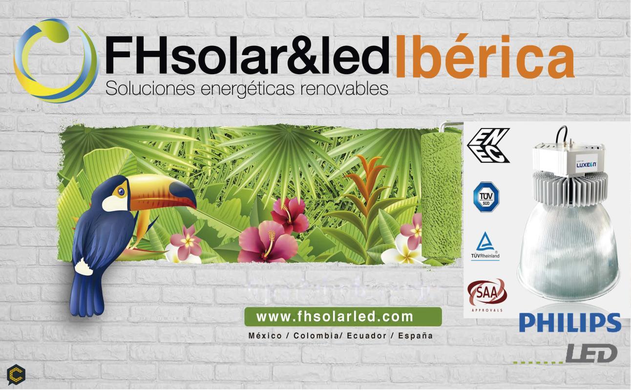 CAMPANA LED ILUMINACION INDUSTRIAL /HIGH BAY  / TECNOLOGÍA PHILIPS  / 10 AÑOS DE GARANTÍA