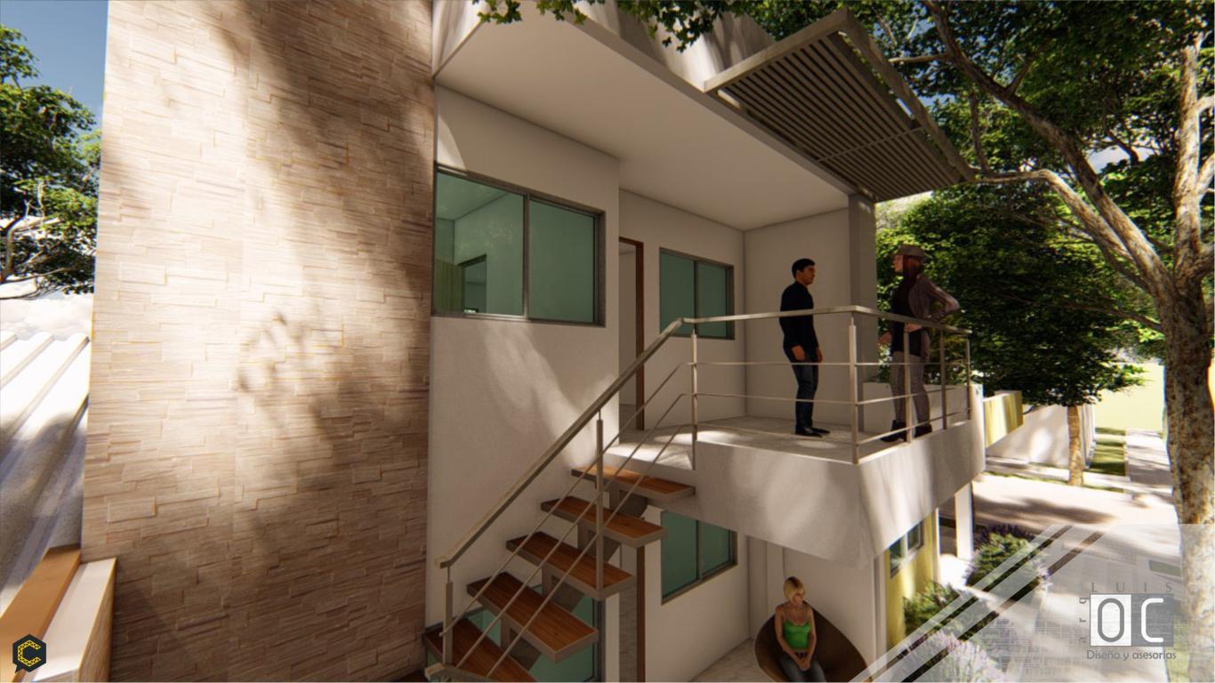 Diseños arquitectónicos y visualizaciones 3d