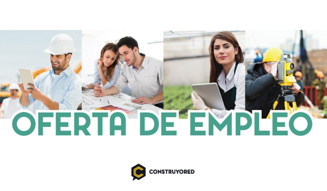 Contador con experiencia en el Sector Inmobiliario