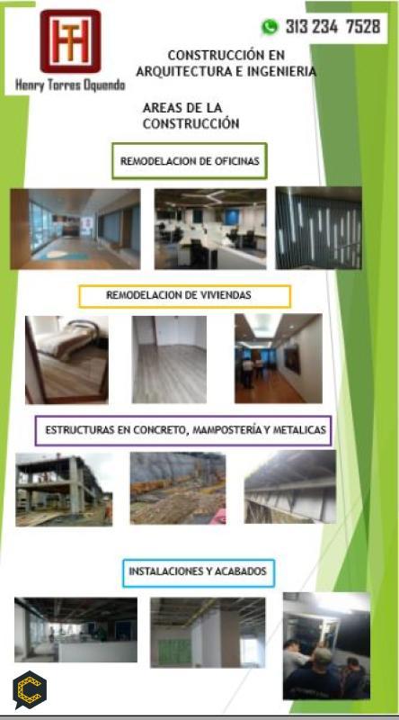 CONSTRUCCIÓN EN ARQ E ING.