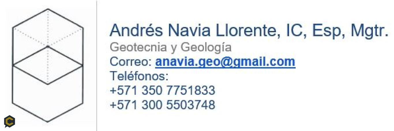 Ingeniero Geotecnista