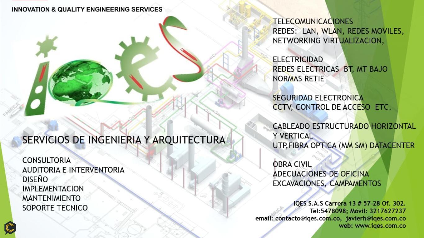 ofrecemos servicios de arquitectura y ingeniería