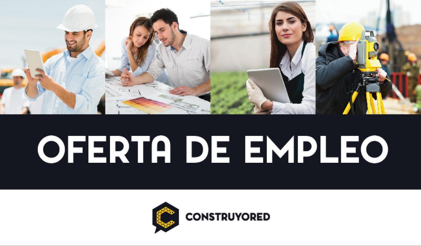 Maestro de obras civiles con experiencia en edificios