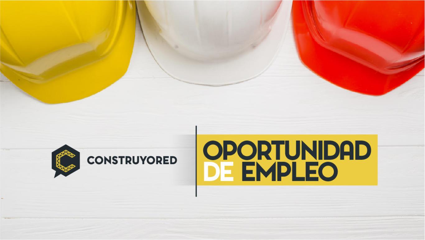 Se requiere Ingeniero mecánico eléctrico, industrial, civil, electrónico, administrador de Empresas o carreras afines
