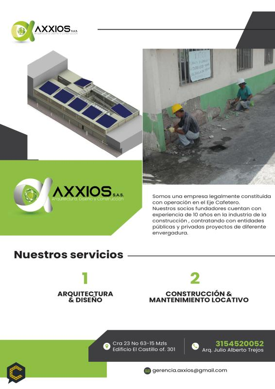 AXXIOS S.A.S