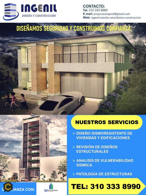 DISEÑO ESTRUCTURAL DE EDIFICACIONES (NSR-10)