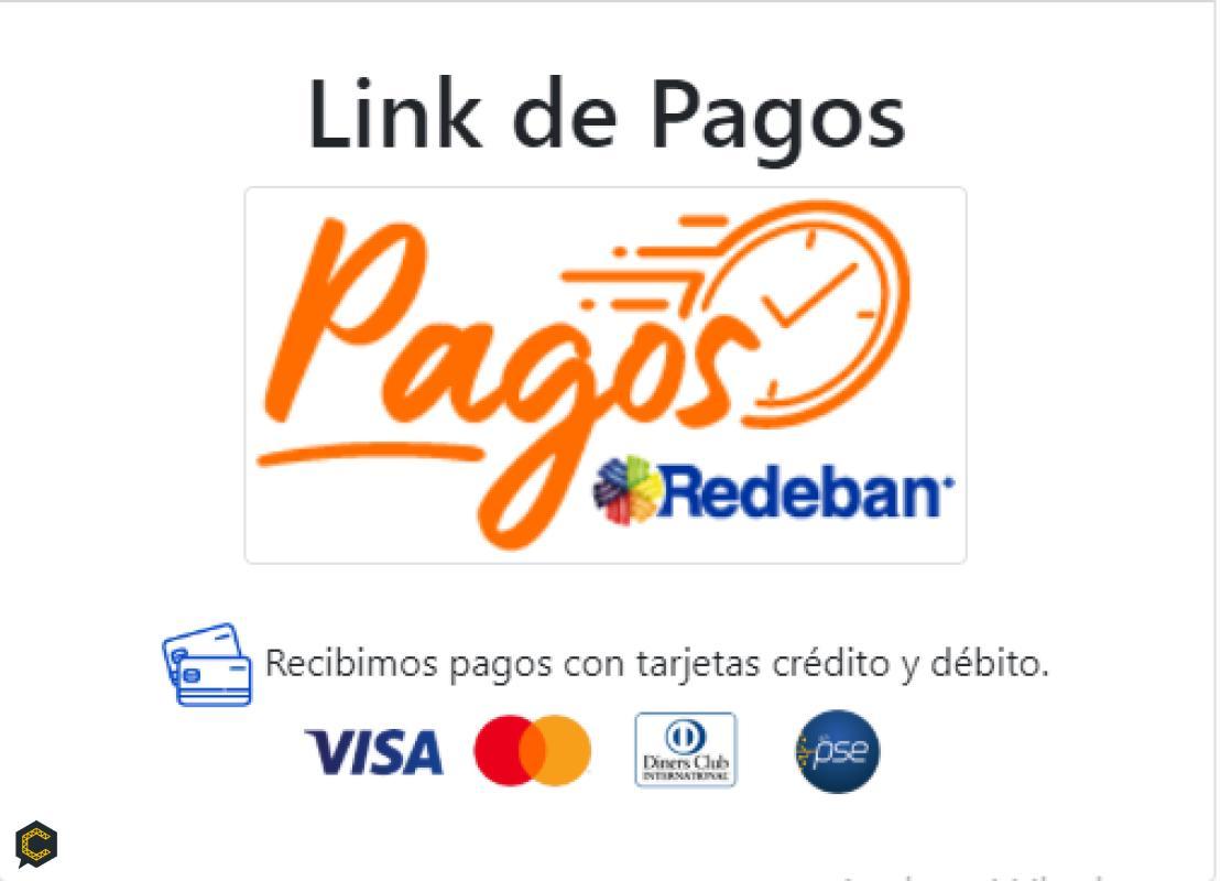 Cotiza Compra Paga *****% Personalizado Link De Pago RedeBan