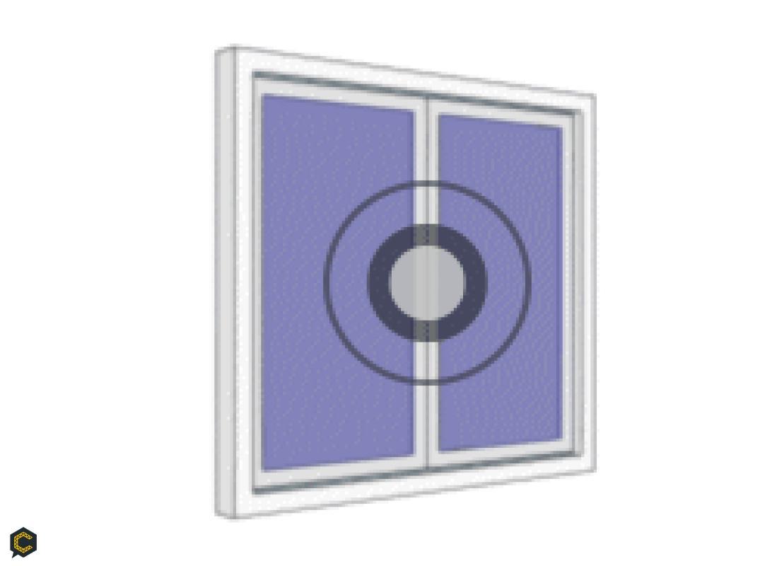 ventanas en aluminio y vidrio ***** % personalizadas