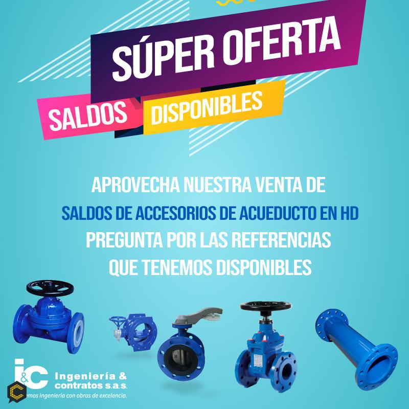 OFERTA DE SALDOS DE INVENTARIO