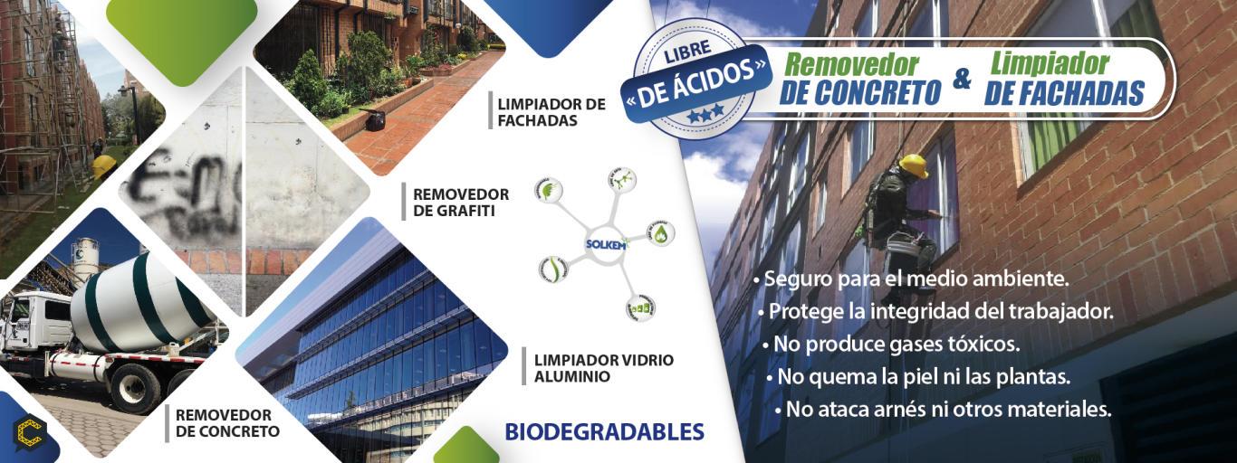 Limpieza Segura en Construcción con Productos Biodegradables