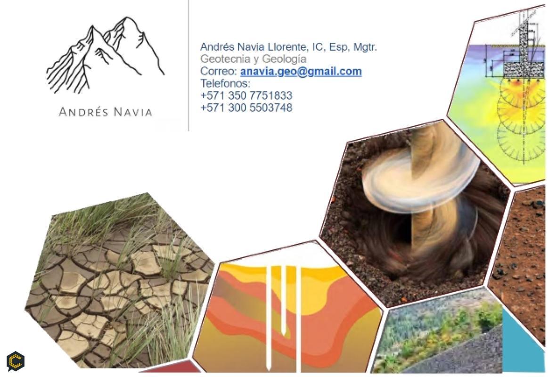 Estudios de suelos - Geotecnia