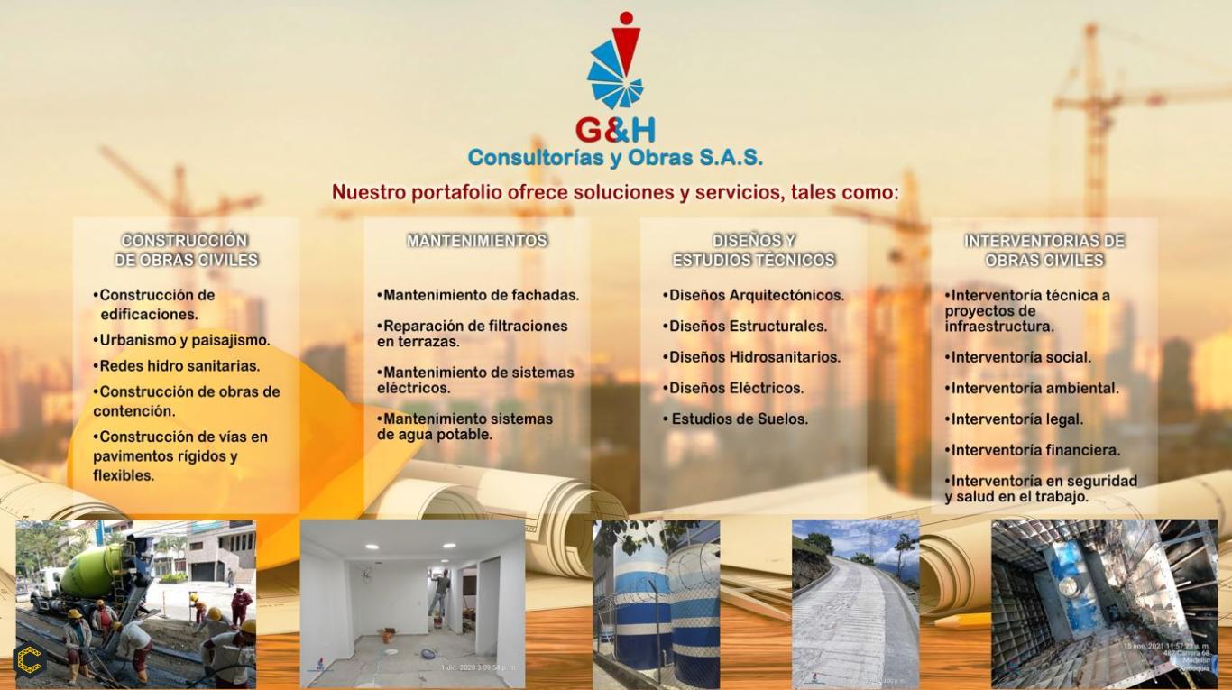 G&H Consultorías y Obras S.A.S.