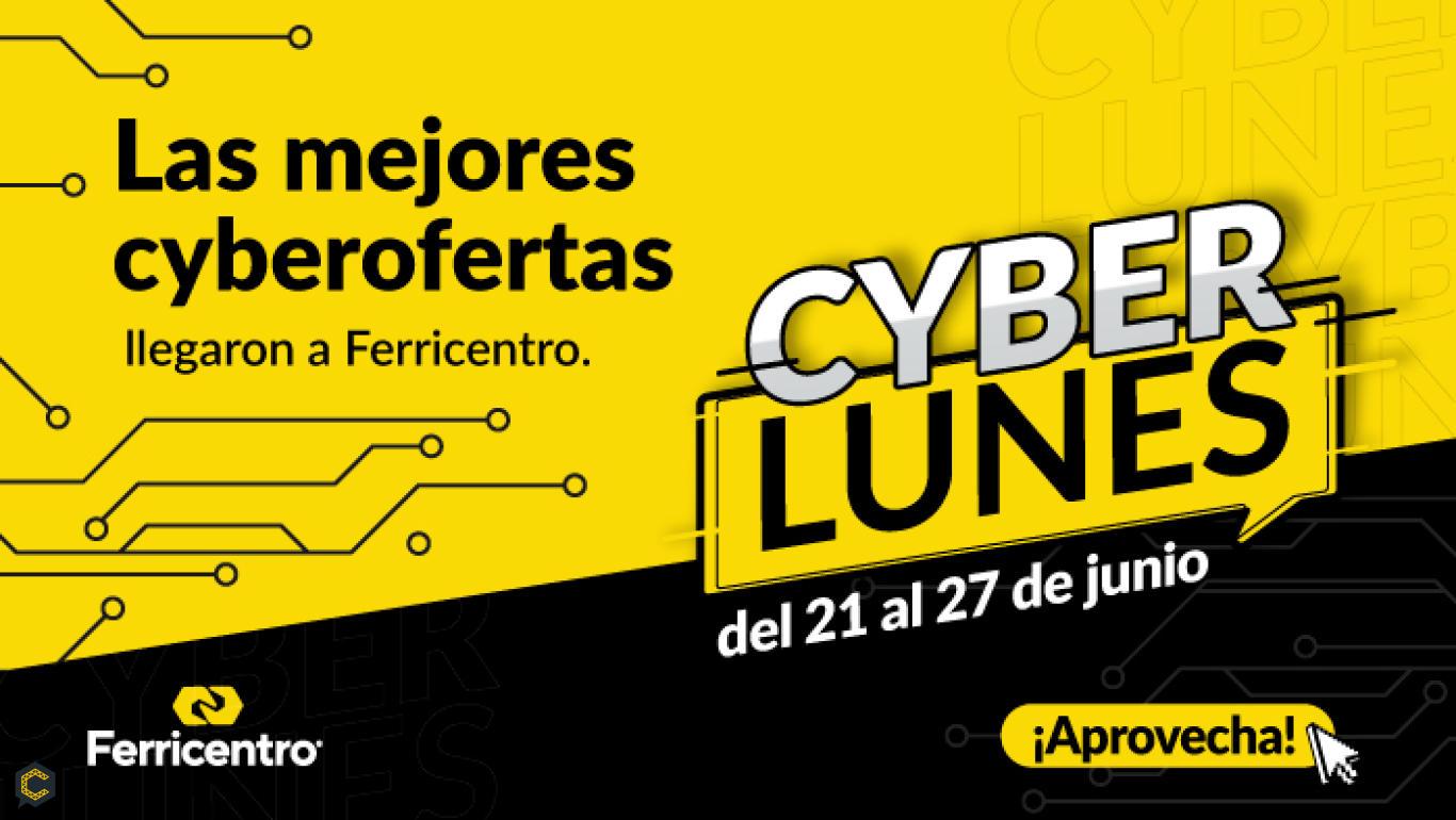 ¡Aprovecha nuestros Cyber Days Ferricentro!