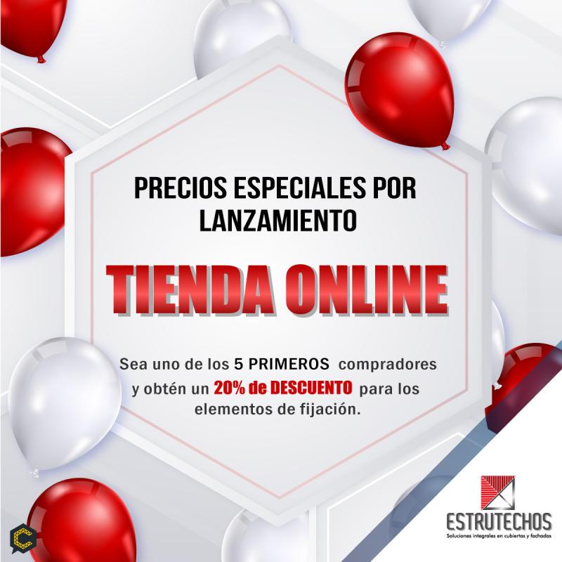Gran inauguración Tienda Online de Tejas
