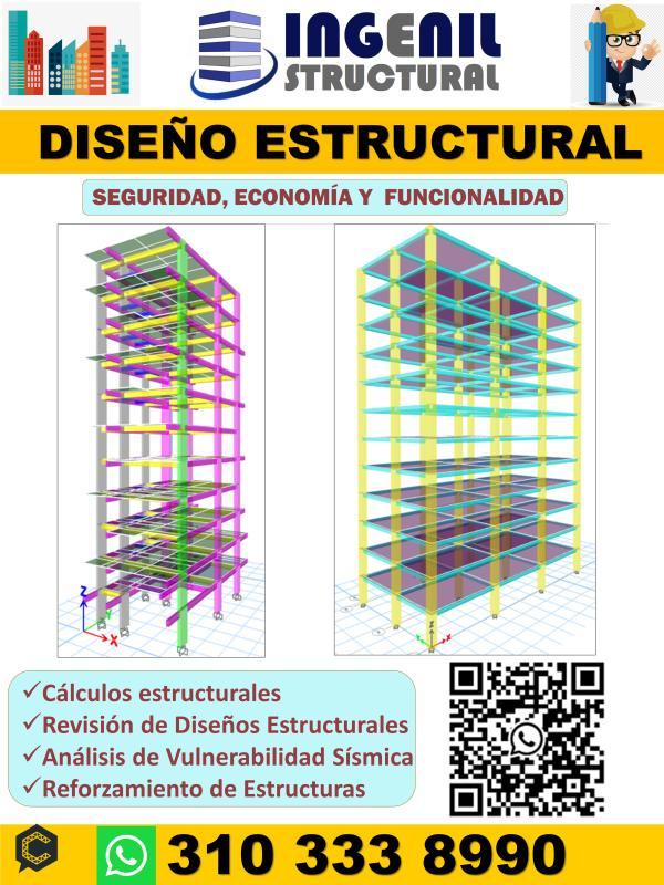 DISEÑO ESTRUCTURAL DE EDIFICACIONES NSR-10