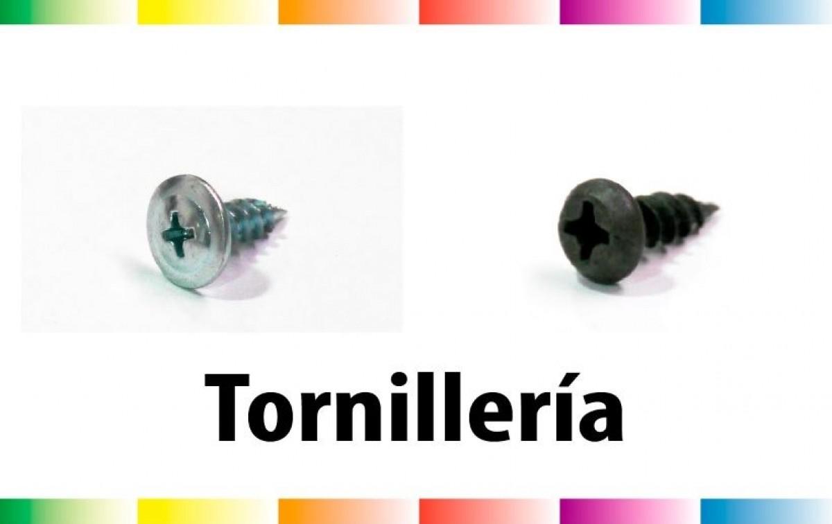TORNILLERIA PARA TECHOS EN PVC - PLASTITEK