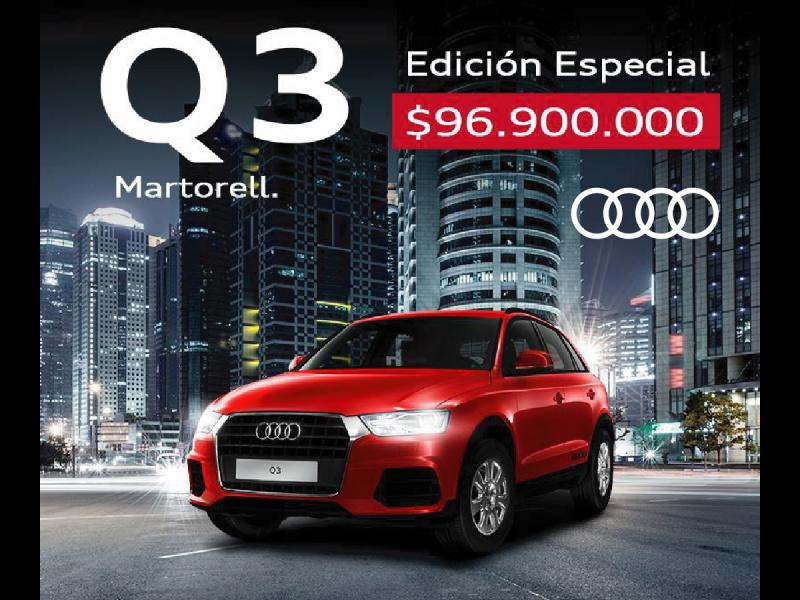 Audi Q3 Edición Especial