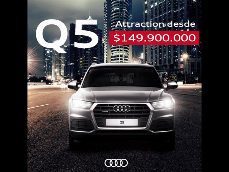 Audi Q5 Attraction
