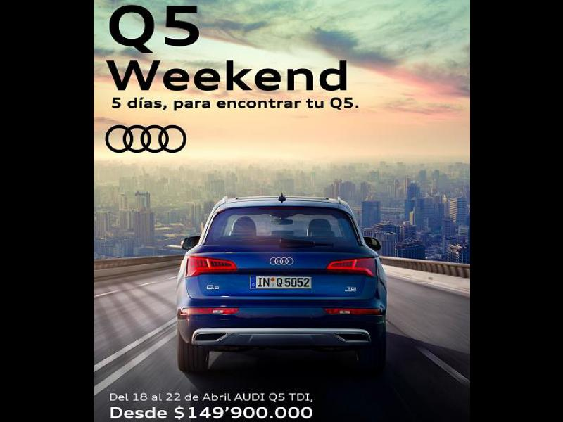 Audi Q5 Weekend