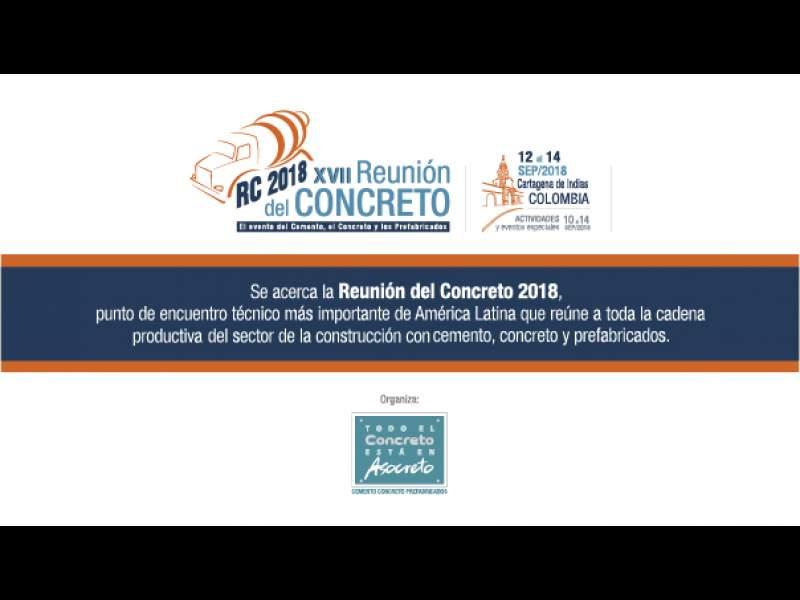 El evento del Cemento, el concreto y los prefabricados