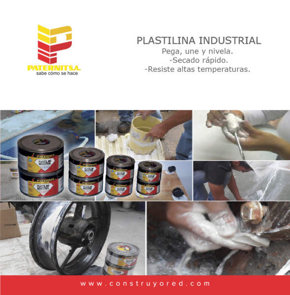 Plastilina Industrial