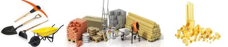 Herramientas agrícolas y para la construcción