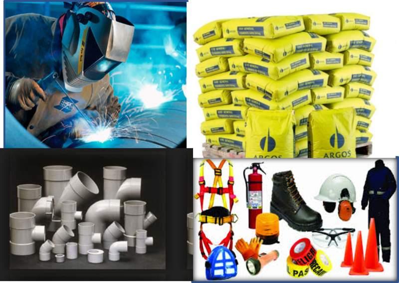 Elementos de seguridad Industrial - Soldaduras y equipos
