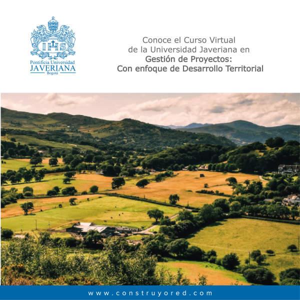 Gestión de Proyectos: Con enfoque de Desarrollo Territorial